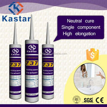 300ml clear home decoration silicone sealant