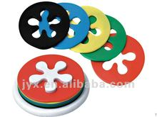 2012 new style acrylic cup pad