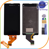 Wholesale fix cracked lcd touch screen for Motorola Moto Z1 mini High quality repair broken lcd screen for Moto Z1 mini
