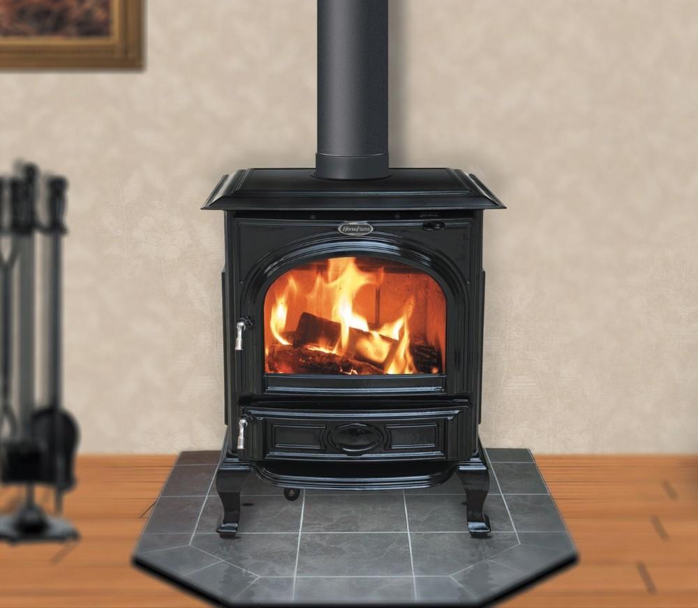 Hiflame 18 5kw Medium Cast Iron Burning Stove Wood Heater