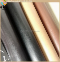 YLJP01 polyurethane sofa leather for sofa/cushion/chair