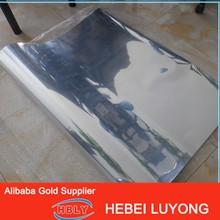 Adhesivo solar espejo reflexivo cine