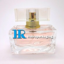 30ml Perfume bottle Square Glass Bottle Wholesale High Quality High Flint