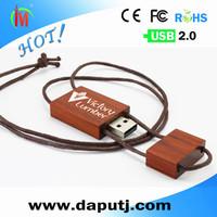 promotional wooden usb flash drives 16GB Wood usb