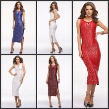 Top fashion charming women sexy mini dresses clubwear dresses party dresses