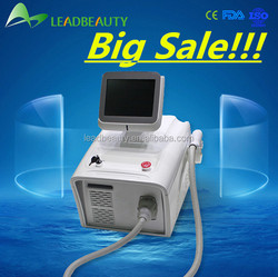 Factory Price!!! Professional Diode 808 Hair Removal laser for permanent hair removal
