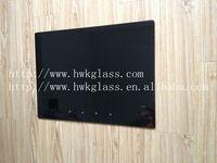 glass ceramic slab for microwave ovens