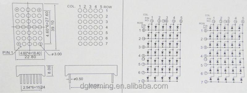 common cathode 7 segment diagram html