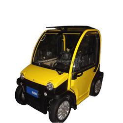 Popular mini moped electric car in US