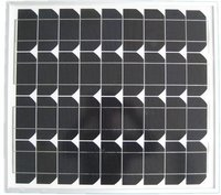 High efficient monocrystalline panel solar cell (SK-4175MBc)