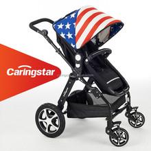 popular baby stroller baby car seat EN1888 AS/NZS2088 ASTM F833-10 New Design top quality best seller Baby Stroller 3 in 1