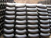 ASTM A234 WPB high pressure carbon steel LR SR elbow