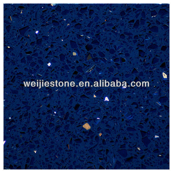 Agate blue stone slab quartz carrelage blue buy agate for Carrelage quartz