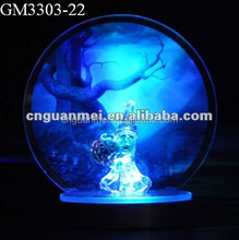 factory supplier candle holder cup glass for wedding and decoration
