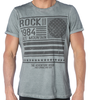 Free Designing OEM service screen print Embroidery high quality fashionable men custom t-shirt with your logo