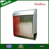 medicine envelope about mailbox