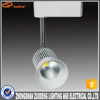 China supply new art gallery cob Dimmable commercial Zuntaled Track Light