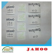 T-shirt heat transfer printing labels