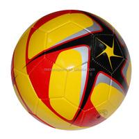 2014 Brazil World Cup machine stitched TPU soccer/foot ball