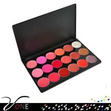 New Fashion Sexy Gloss Lip Waterproof Lipstick Makeup Beauty 18 colors