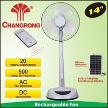 """Cr-8803a 14"""" bajo precio emegency solar <span class=keywords><strong>ventilador</strong></span> <span class=keywords><strong>de</strong></span> ventilación"""