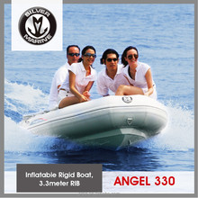 Silver Marine Small sport boat,inflatable dinghy,RIBS( Angel 330 )