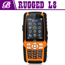 Cheap 2.4 Inch Walkie Talike IP67 Dual Sim Bluetooth Rugged CDMA Cell Phone