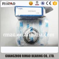 Made in Japan 30204 Tapered roller bearing koyo bearing cross reference