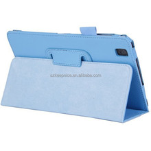 Lychee PU soft leather back cover case for Samsung Galaxy Tab Pro T320