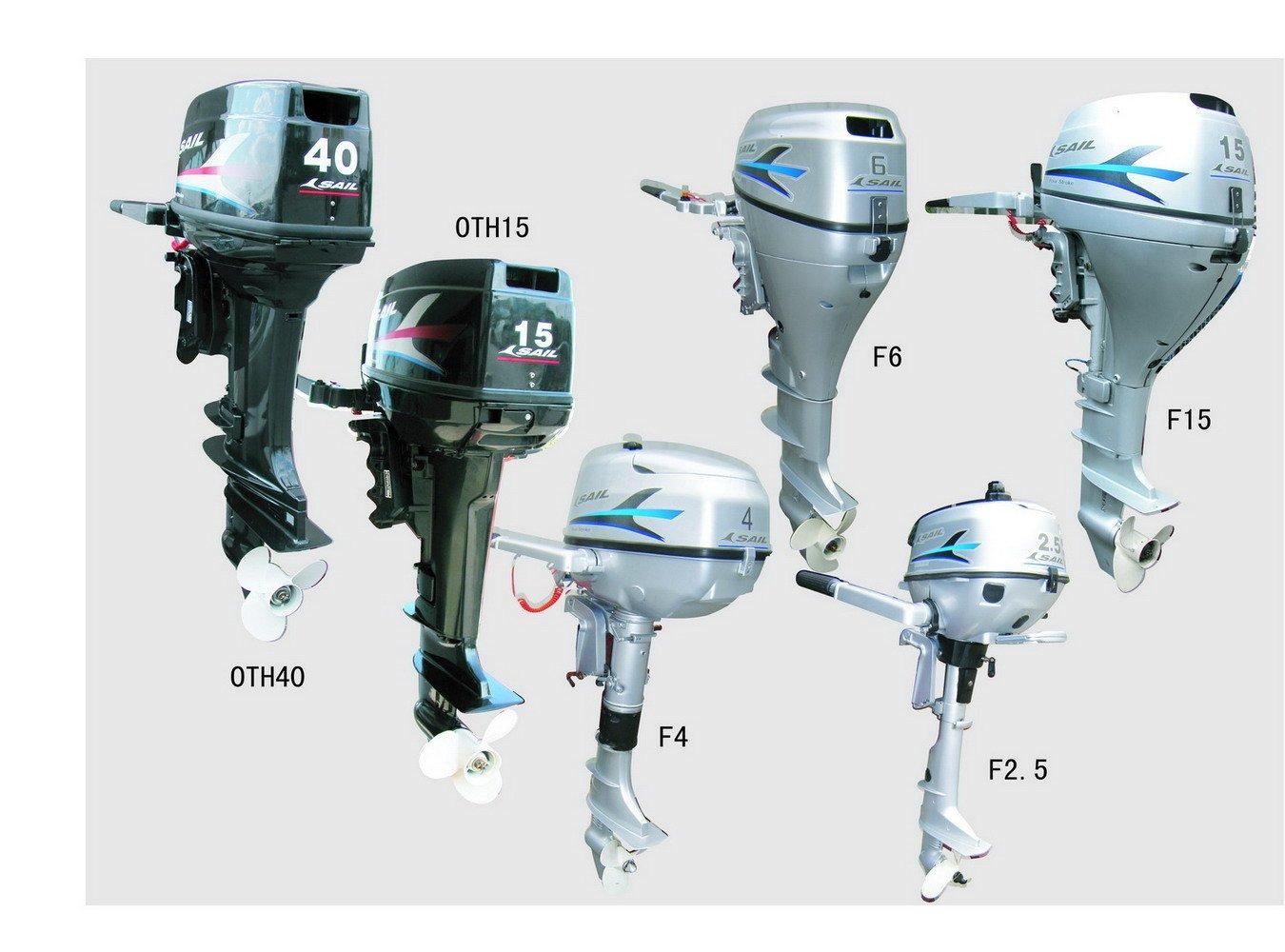 Outboard motor series 4 stroke 6hp 8hp 9 9hp 15hp for Buy boat motors online