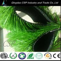 China golden quality plastic grass mat/artificial turf for soccer