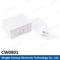 Zhejiang Manufacturer rj45 wall outlet dimensions