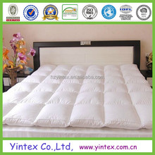 Cheap Hotel Alternative Fiber Ball/Polyester Mattress Topper