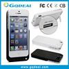 Newest Design Usb Kickstand 4200mah Power Bank Case For iPhone 5c