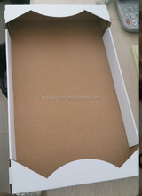 Paper vegetable and fruit package box for 15pcs kiwi fruit