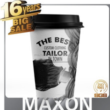 Guangzhou factory for drink 3 oz hot paper cups for coffee