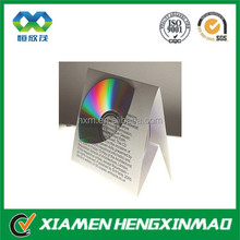 CD SLEEVE Industrial Use and Plastic Material Polypropylene cd sleeves