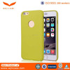 Customized Leath mobile case for iphone 6 with 200 worker