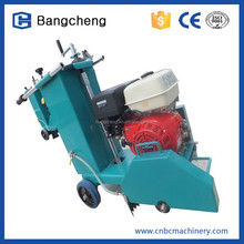 Concrete Road Cutter with 5.5HP Engine,500mm Blade,50mm Cutting depth