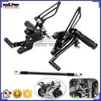 ARS-6R-09 Special Design Aluminum Forward Control Foot Rest Motorcycle for Kawasaki Ninja ZX-6R 2009-2014