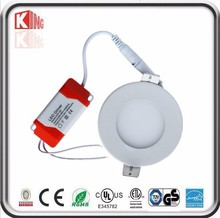 Round led panel light hot sell SMD2835 18w led light guide panel for house