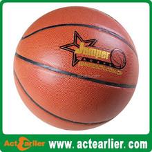 size 6 cheap pvc basketball