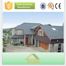 wind resistance super light colorful stone coated metal roof tile