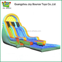 inflatable pool slide for sale , inflatable curved slides ,giant inflatable water slide