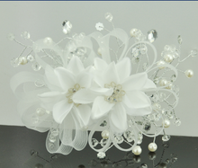 Wholesale beautiful rhinestone bridal hair accessories for girl WHD-021