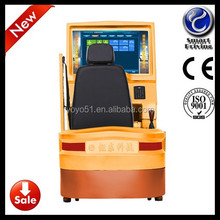 latest electrical technology automatic and manual operation driver training simulators for sale