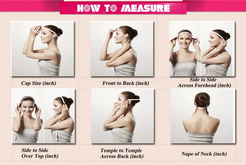 6 how to measure