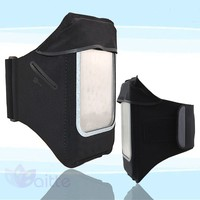 Smartphone Sport armband pocket Jogging Case for iphone with Key Hole