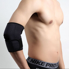Factory Direct Neoprene Breathable Tennis Elbow Brace Elastic Waterproof Elbow Support