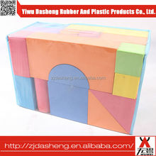 Customized all kinds of interesting toy building block
